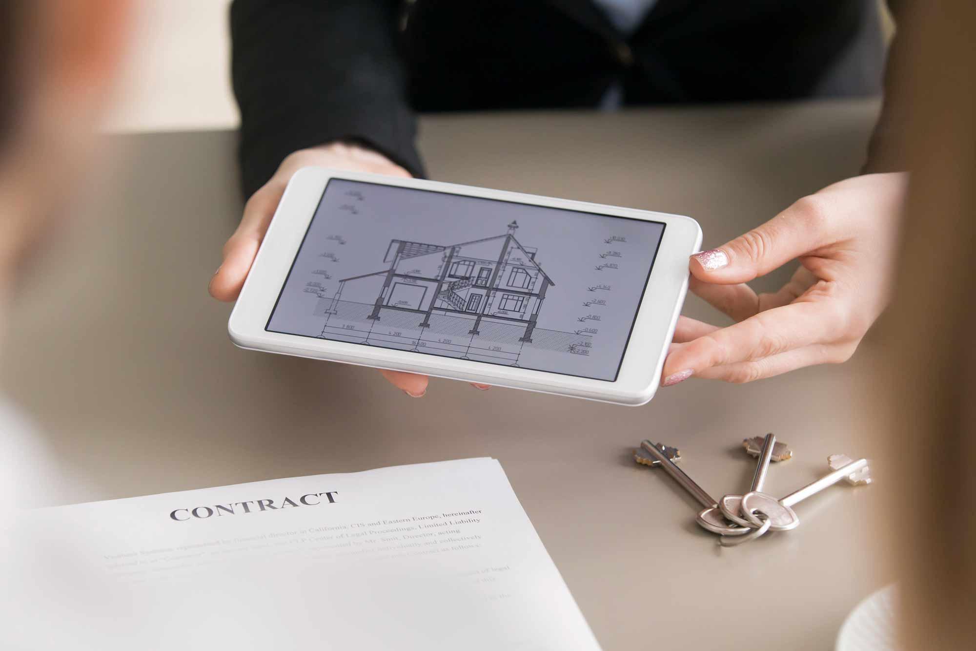 Einreichplanung durch Architekturbüro