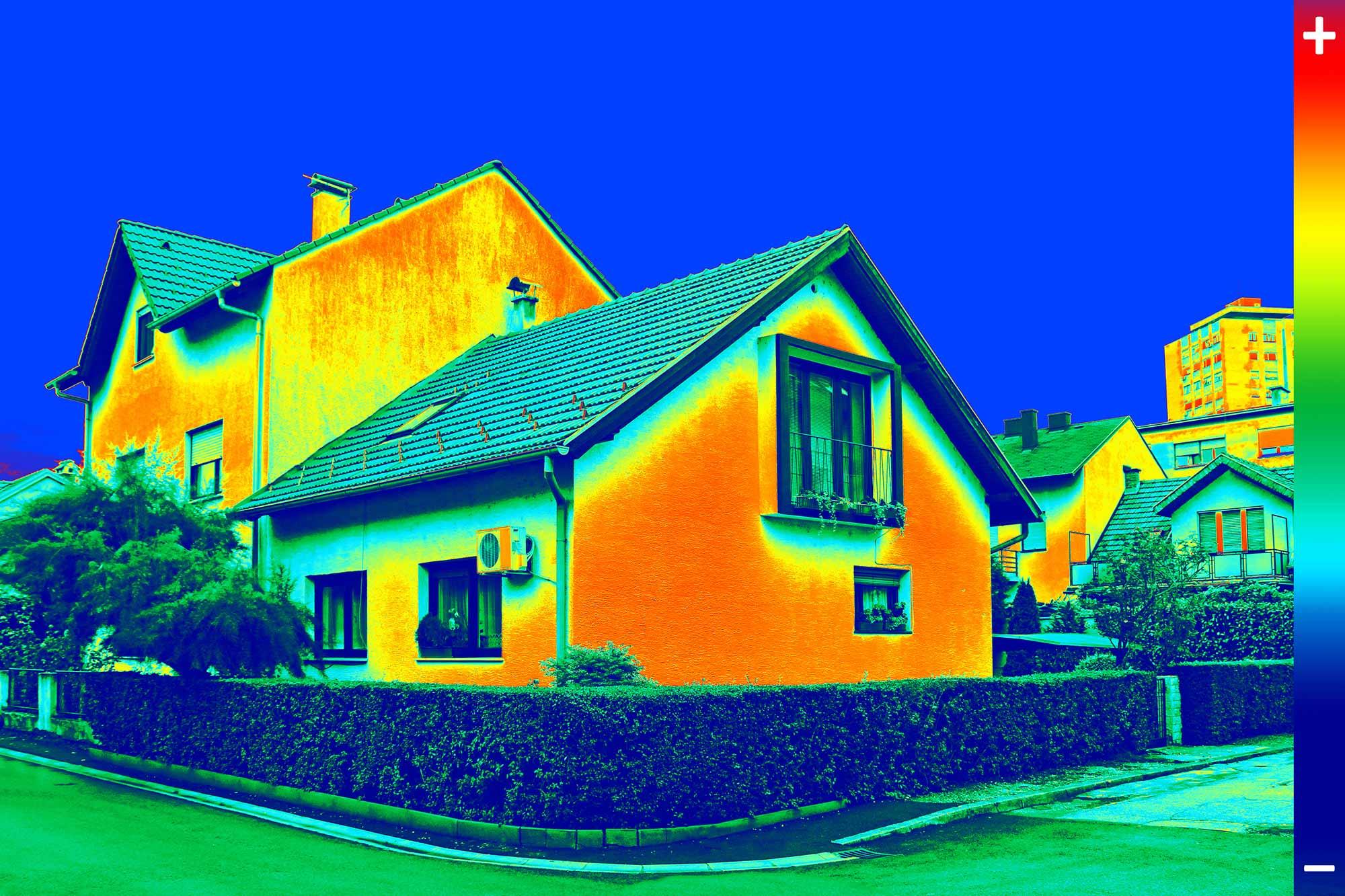 Ennergieeffizienz durch Architekturbüro